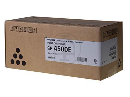 Ricoh Original–Ricoh Aficio SP 3600DN (Type SP 4500S/407340)–Toner Negro–6000páginas
