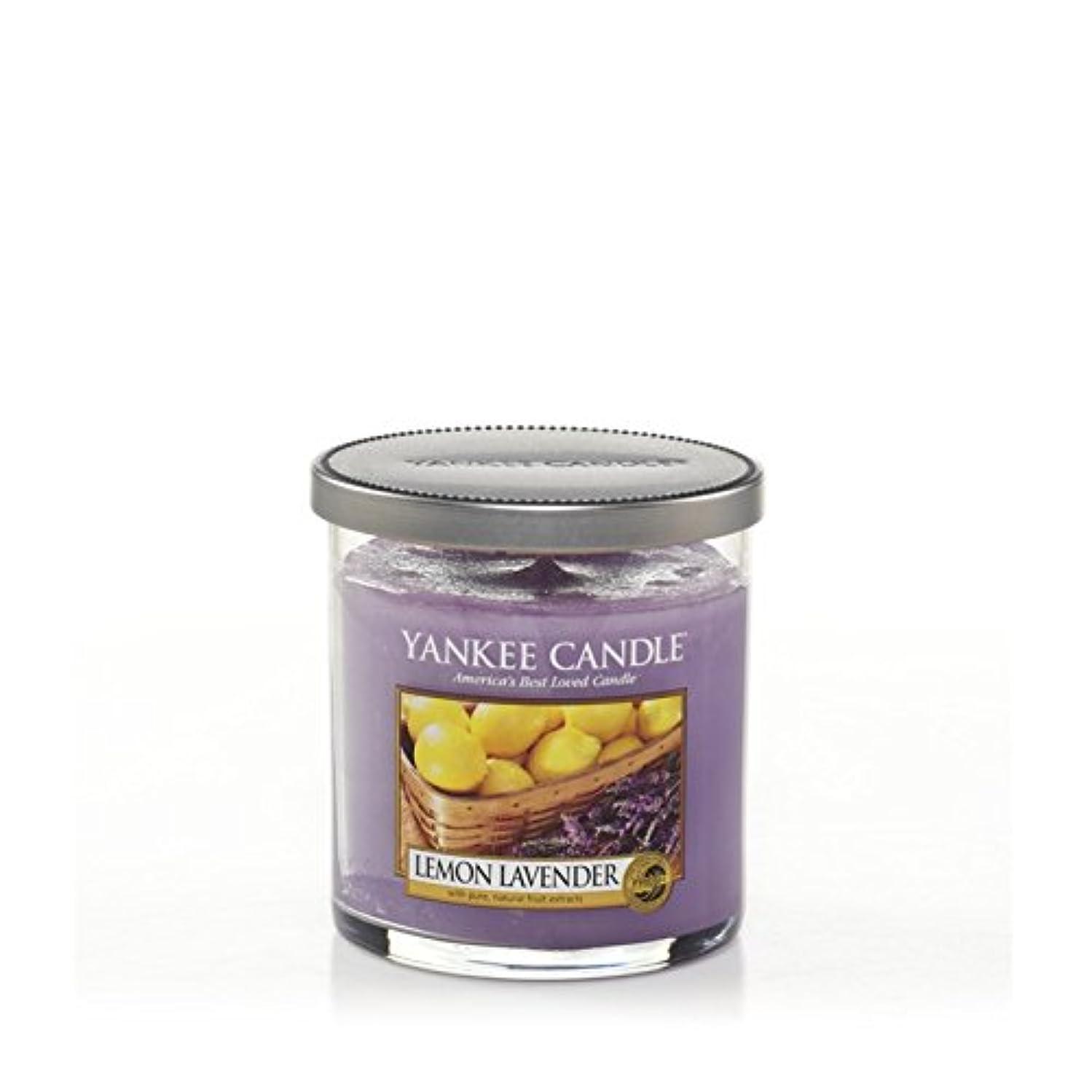 オレンジ戦術地理ヤンキーキャンドルの小さな柱キャンドル - レモンラベンダー - Yankee Candles Small Pillar Candle - Lemon Lavender (Yankee Candles) [並行輸入品]