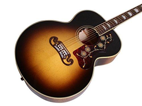 Gibson SJ-200 New Vintage (Vintage Sunburst) エレアコギター (ギブソン)