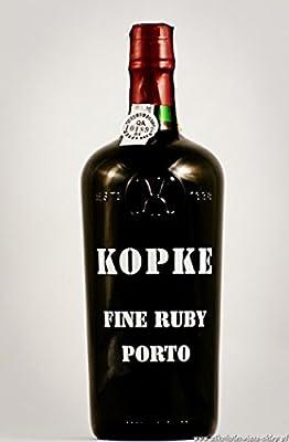 Kopke Port Fine Ruby, 75 cl