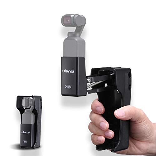 ULANZI OP-9 OSMO Pocket Z-Achse 4. Achse Stabilisator Halterung Handgriff Mini Faltbare Handheld-Tragetasche für DJI OSMO Pocket Gimbal Zubehör