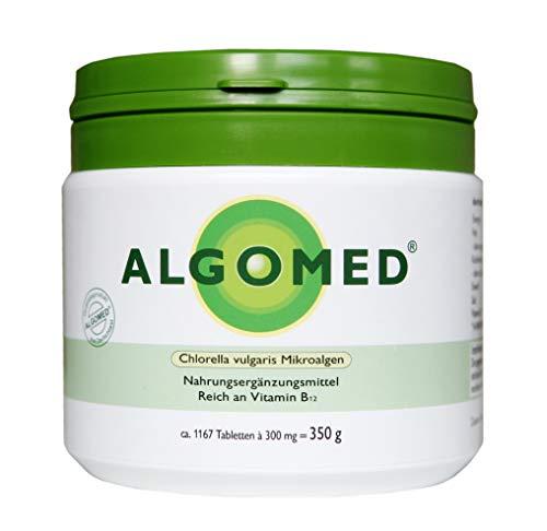 Algomed® Chlorella - Chlorella vulgaris Mikroalgen Tabletten (350 g)