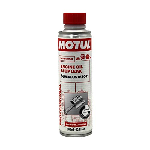 MOTUL Tapafugas Aceite Engine Oil Stop Leak, 300ml