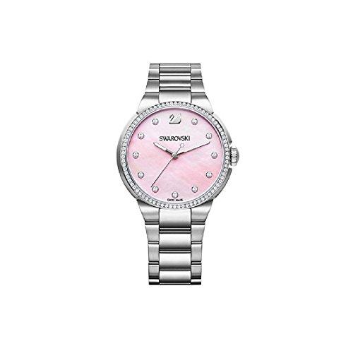 Swarovski Womens Analogue Quartz Watch with Metal Strap 5205993