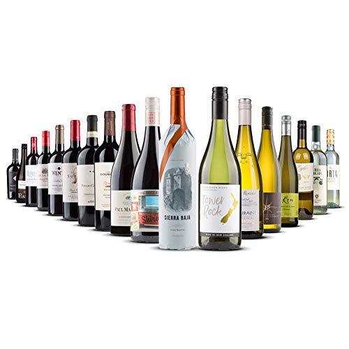 In 18 Weinen um die Welt - Die große JEAN JARTIN Wein-Weltreise! (18 x 0.75 l)