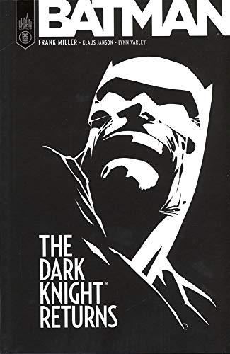 Batman the dark knight return - batman - dark knight returns - édition black label  - tome 0 (DC Black Label)