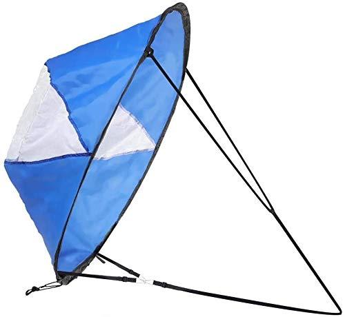 oolilioo 42 inches Downwind Wind Sail Kit, Durable Kayak...