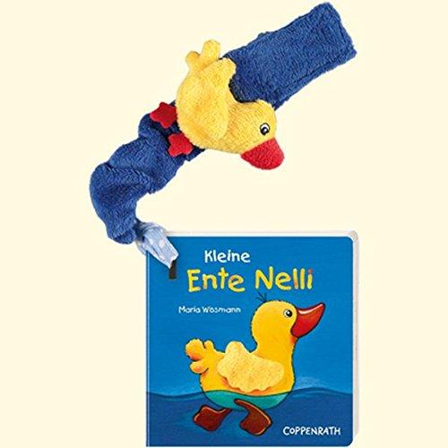 Kleine Ente Nelli/m. Buggy-Band: Mein erstes Buch für den Buggy (Bücher für die Kleinsten)