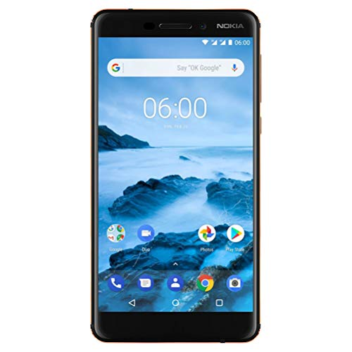 Nokia 6.1 (2018) - Android 9.0 Pie - 32 GB - Dual SIM...