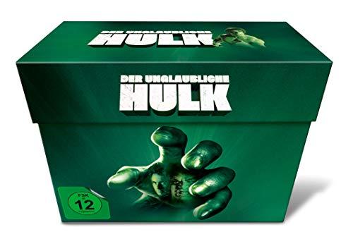 Der unglaubliche Hulk - Limitierte Monsterbox (Die komplette Serie) [Blu-ray]