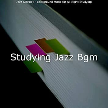 Jazz Clarinet - Background Music for All Night Studying