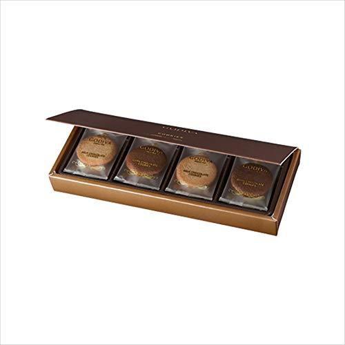 【公式】 ゴディバ (GODIVA) クッキーアソートメント (8枚入)