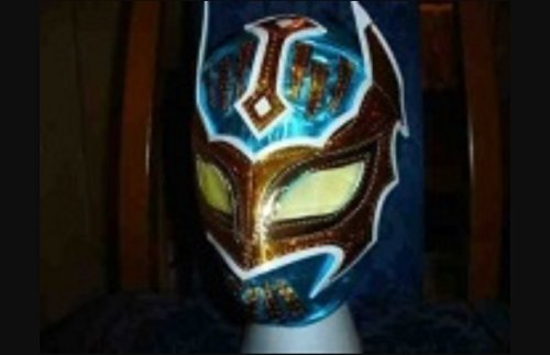 SIN CARA - masque de lutte