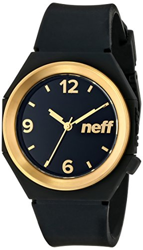 NEFF Herren Uhr NF0225BKGD