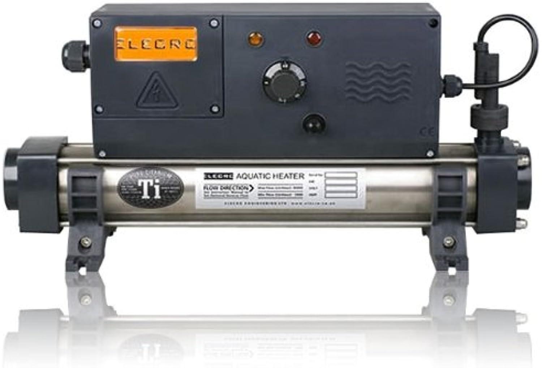 Elecro 700 Series Analogue Aquatic Heater 1kW