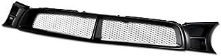 R&L Racing Front Grill Compatible with Subaru Impreza WRX 02-03 | Matte Black Aluminum Mesh Style Grille Cover