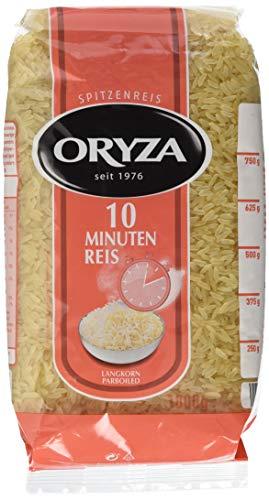Oryza 10 Minuten Reis Parboiled (1 x 1 kg)