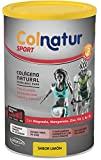 Colnatur Sport – Colágeno Natural Puro para Cuidar las Articulaciones y Músculos de la Actividad Física, Sabor Limón, 345 gr