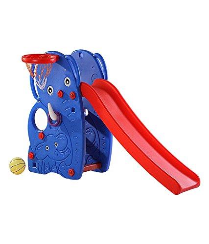 Playgro Elephant Slide 205 For Kids (Assorted)