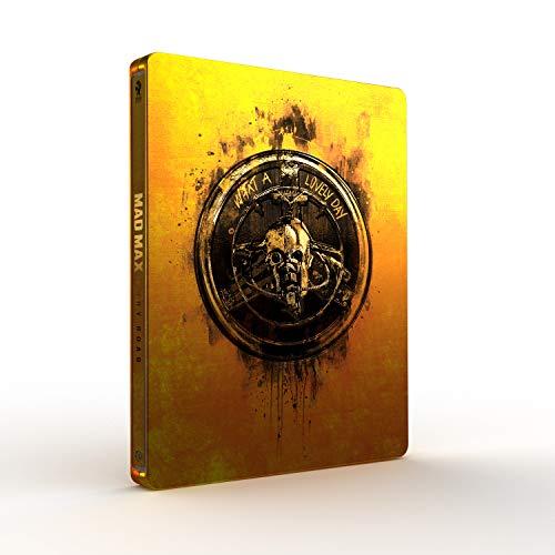 Mad Max : Fury Road [SteelBook 4K Ultra HD + Blu-ray + goodies]