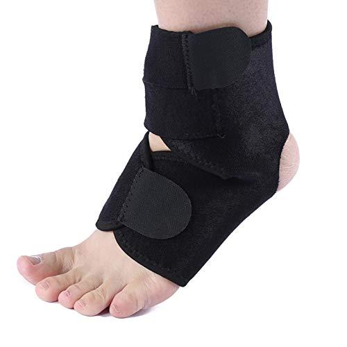 FOLOSAFENAR Cómoda Tobillera Tobillera Flexible Transpirable, para tendones de Tobillo