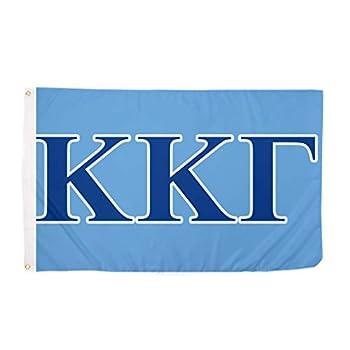 kappa kappa gamma flag
