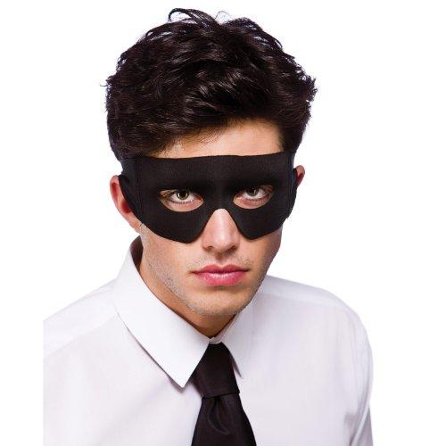 Bandit/Superhero Eyemask - Black