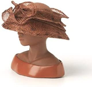 Ms. Harriet Rosebud Designer Hat - Proud To Be Me
