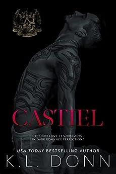 Castiel (Adair Empire Book 3) by [KL Donn, Alluring Write Productions, KA Matthews, RLS Model Images]