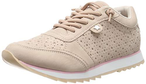 ESPRIT Damen Astro Star LU Sneaker, Beige (Nude 685), 38 EU