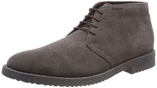 Geox Herren U BRANDLED B Desert Boots, Braun (Mud C6372), 45 EU