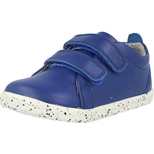 Bobux i-Walk Grass Court Blau (Blueberry) Leder 26 EU