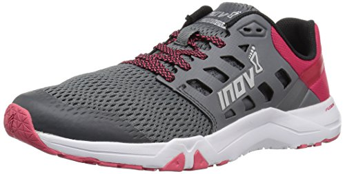 Inov-8 Femme All Train 215 (W) - Gris - Gris Rose, 38.5 EU