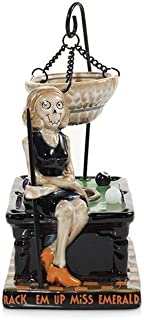 Yankee Candle Boney Bunch - Rack 'Em Up Miss Emerald with Led Wax Melts Warmer