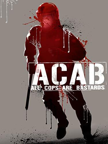 World-of-SHIRT UOMO MAN SHIRT AC//AB all//Bastards//are//poliziotti