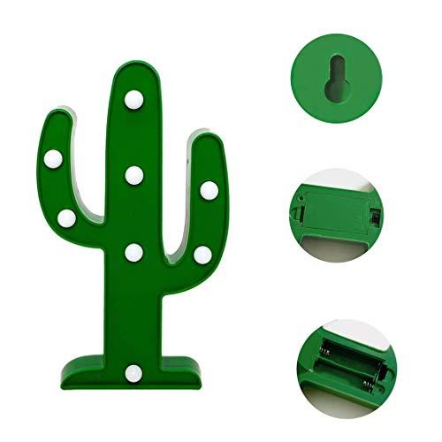 Preisvergleich Produktbild QXLhxuIo LED Kaktus, Kaktus Einstelllampe Beleuchtung, LED Dekoration für Wohnzimmer, LED Lichterketten LED-Lampe