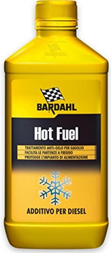 BARDAHL Hot Fuel Additivi Diesel Anticongelante Antigelo Per Gasolio 1LT