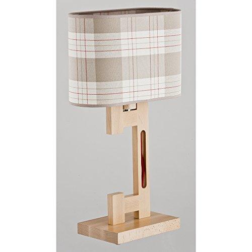 ALFA Romero 1 Lampe de Chevet Lampe à Poser Luminaire Lampe de Table lumière Interieur