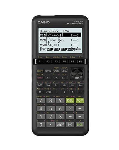 Casio fx-9750GIII Black Graphing Calculator