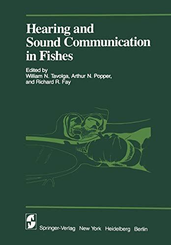 Hearing and Sound Communication in Fishes (Proceedings in Life Sciences)