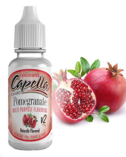 Capella Flavor Drops Pomegranate Concentrate 13ml