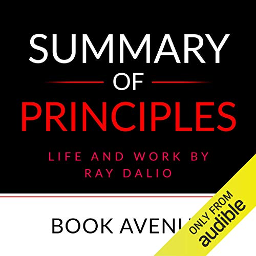 Summary of Principles: Life and Work by Ray Dalio Titelbild
