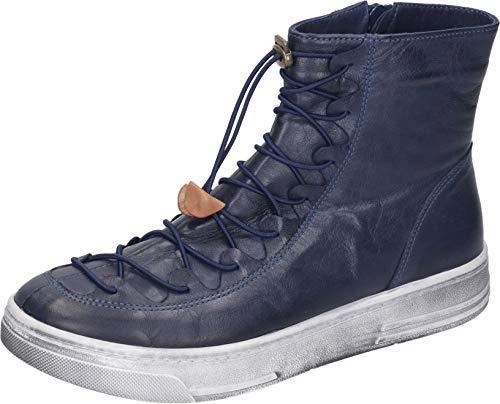Manitu - Botas, color Azul, talla 36 EU