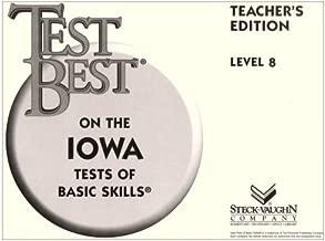 Test Best Itbs Teacher's Edition Grade 2 (Level 8) 1995