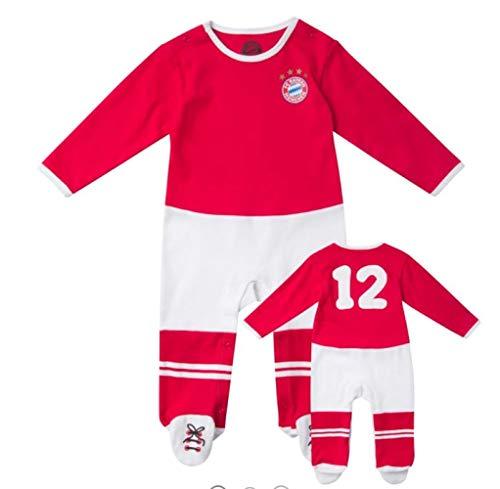 FC Bayern München Baby Overall Trikot (74/80)