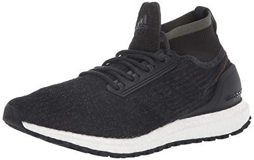 adidas Men's Ultraboost All Terrain Running Shoe, Carbon/Black/White, 12.5 M US