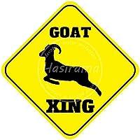 山羊興 金属板ブリキ看板警告サイン注意サイン表示パネル情報サイン金属安全サイン