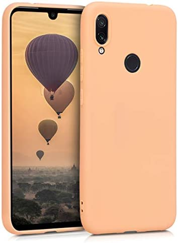 kwmobile TPU Silicone Case Compatible with Xiaomi Redmi Note 7 Note 7 Pro Soft Flexible Protective product image