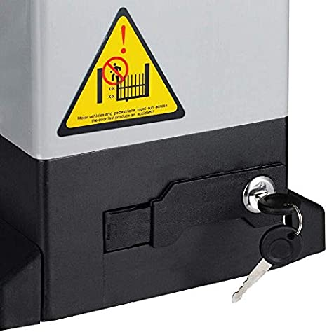 in Total Lfhelper Sliding Gate Opener 370W Motor Magnetic Limit ...