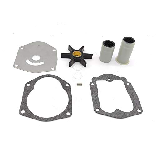 TMTMSP Water Pump Impeller Kit 821354A2 Outboards for Mercury or Mariner 30HP 40HP 45HP 50HP Engine
